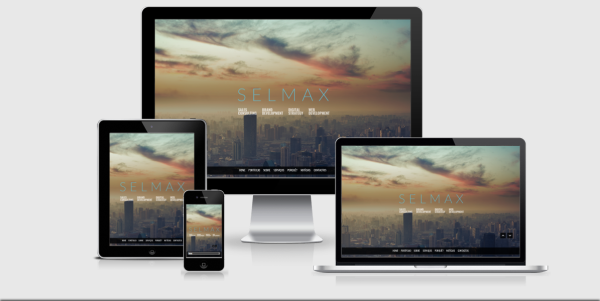 Novo website Selmax